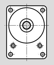 Pasrand 80mm As 1:5 conisch