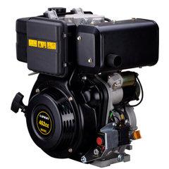 Dieselmotor, motor/pomp combinatie