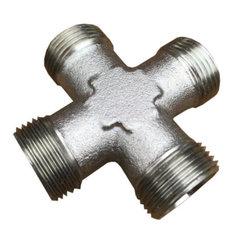 Metrische (L) kruiskoppelingen