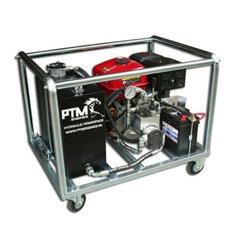 Hydrauliek powerpack met benzinemotor