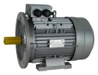 Elektromotoren in de hydrauliek