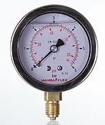 Manometer hydrauliektank GMM 63-250