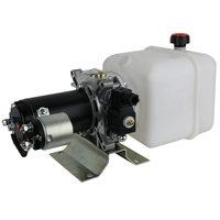 12V 0,8 kW Standaard mini powerpack met 4 liter tank