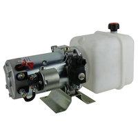 24V 2 kW Standaard mini powerpack met 4 liter tank