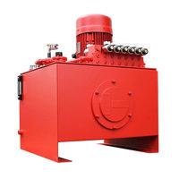 400V 5,5 kW Werkplaats powerpack