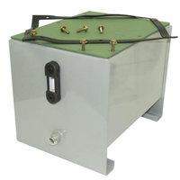Stalen hydrauliektank PSTM 150 liter complete set