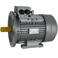 IE2 Elektromotor 3 kW, 230/400 Volt Voetflensbevestiging B3-B5, 1500 RPM