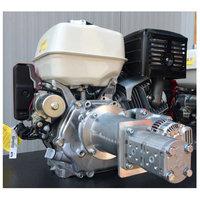 HondaGX390 (QXE4) benzinemotor met voor gemonteerde tandwielpomp pompgroep 2 en 40A dynamo