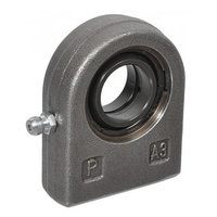 HMB gelenkoog met binnendiameter 25 mm voor cilinder met boring Ø60 mm (Duits model)