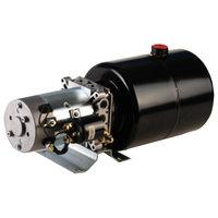 12V hydrauliek powerpack dubbelwerkend circuit