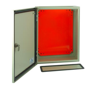 Elektrokast metaal 300x250x150