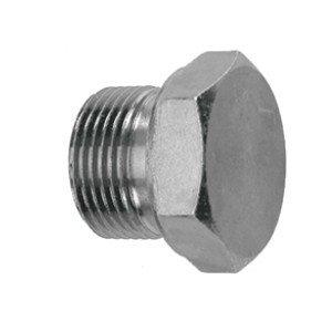 Metrische blindplug Ø 12L M18x1.5