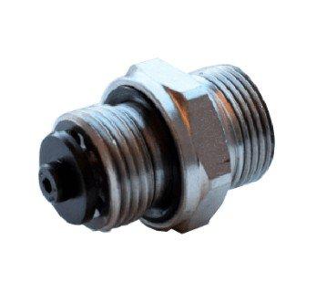 Slangbreukventiel adapter - VUBA-DIN 3/8