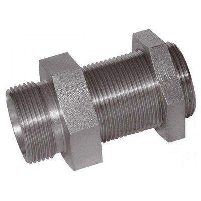 RVS Schotkoppeling 10S (M18x1,5)