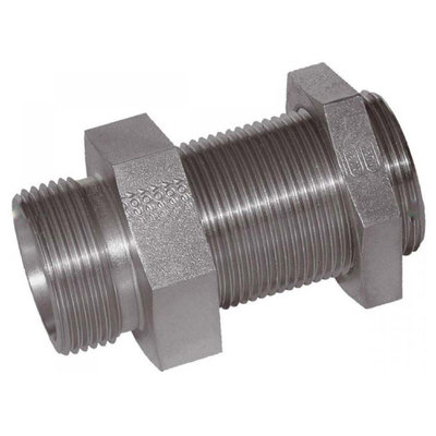 RVS Schotkoppeling 14S (M22x1,5)