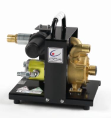 Zelfaanzuigende waterpomp hydraulisch aangedreven 120 l/min