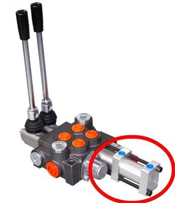Pneumatische bediening P40 stuurventielen