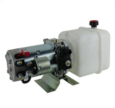 Hydraulische powerpack set voor filterput deksels