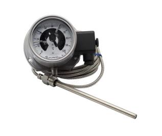Capillaire digitale elektrisch thermometer 1/2