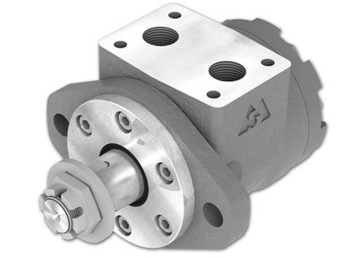 M+S PK125 Hydraulische motor 125cc 25mm as