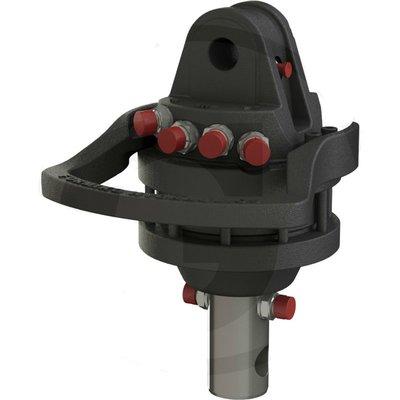Rotator 1 ton met Ø39,5 mm as