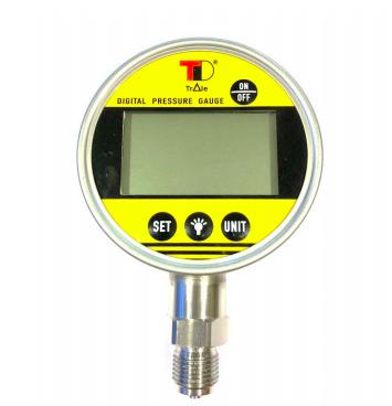 Digitale manometer 0-1000 bar