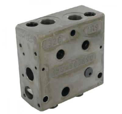Proportioneel 4/3 stuursectie drukgecompenseerd incl. instelbare LS-AB drukveiligheid