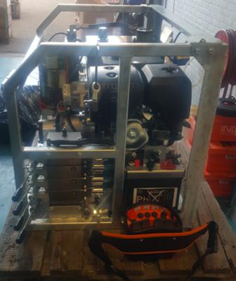 Stage 5 custom benzine powerpack 13pk - 390cc