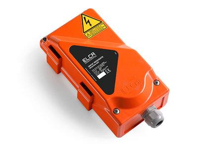 Elca punto draagbare proportionele besturing met 2 joysticks voor 4 richtingen en ontvanger