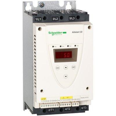 Softstarter voor asynchrone motor - 17 A - 230-440V - 7,5 kW