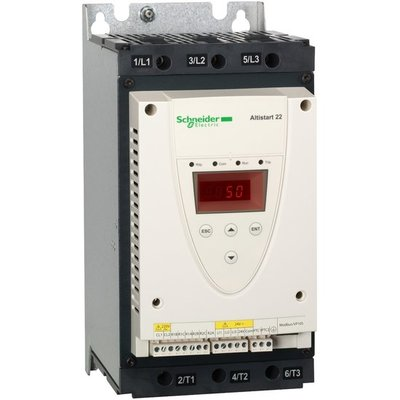 Softstarter voor asynchrone motor - 75 A - 230-440V - 37 kW