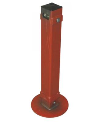 Hydraulische steunpoot 3800kg - 400mm slag