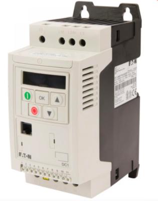 Frequentieregelaar 1.5kW EMC IP20 3PH