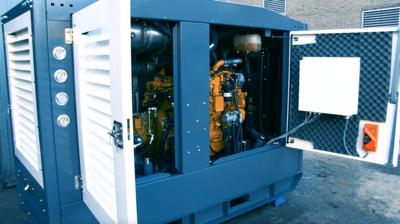 187kW hydrauliek diesel powerpack met StageV John Deere motor