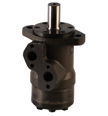 M+S MP80 80cc hydraulische motor 25 mm as