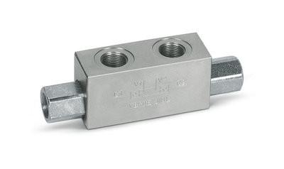 Enkele hydraulische gestuurde terugslagklep VBPSE 3/8