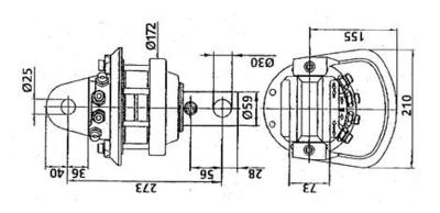 Rotator 5 ton