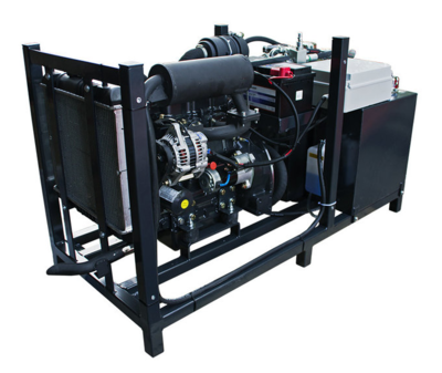 PTMpro 25pk diesel powerpack