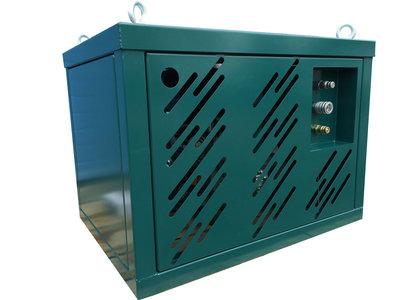 Hydraulisch 10pk diesel powerpack met Yanmar L100 motor