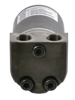 Danfoss orbitmotor type OMM 31,6cc zijaansluiting en spline as