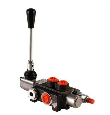1P80 1 sectie stuurventiel 80 L/min handbediend