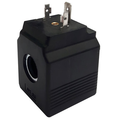 12V magneetspoel 13,3 mm center