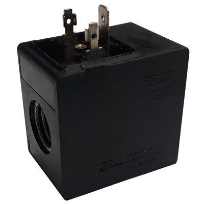 12V magneetspoel 16 mm center (geschikt voor Z50 stuurventielen)