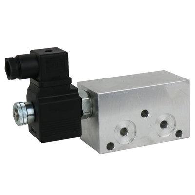 2/2 hydrauliekklep (A10) DL voor montage op mini powerpack
