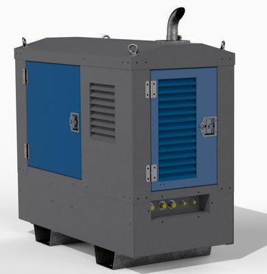 125 kW diesel powerpack