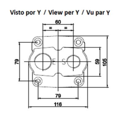 63cc plunjermotor 35 mm spline as