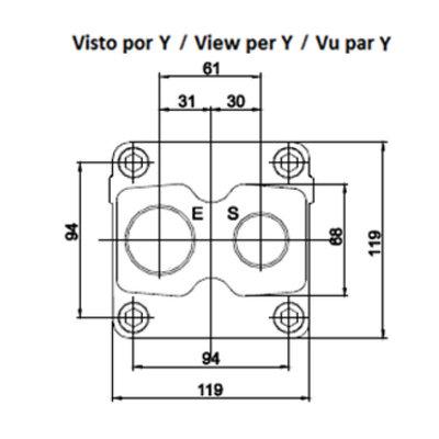 81cc plunjermotor 35 mm spline as