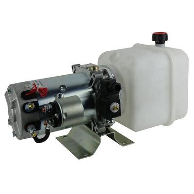 12V hydraulische powerpack trailer/kipper set