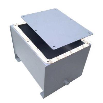 Stalen hydrauliektank CFP met deksel en inspectieluik 300 liter
