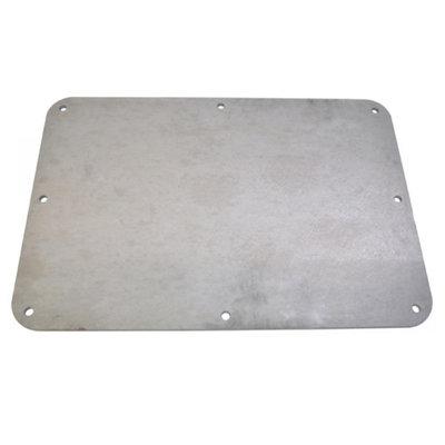 Deksel voor aluminium hydrauliektank NG 13 liter